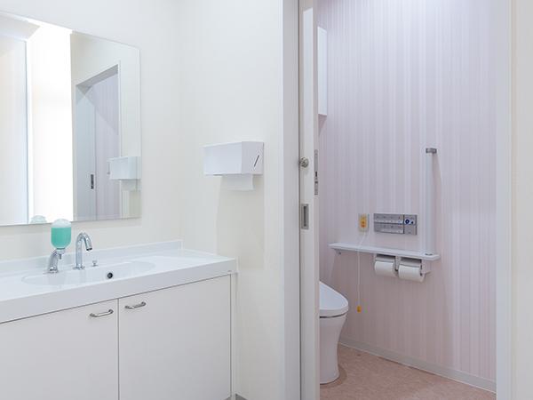 画像:婦人専用トイレ